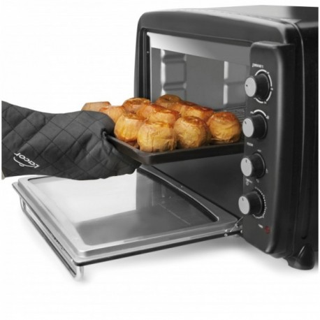 Guante de cocina retardante de la llama.(autoextinguibles)
