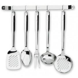 Cozinha definir 5 peças parede. (inox 18/10)