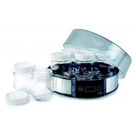 Fabricante de iogurte Lacor elétrico multi-xícara.