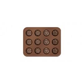 Molde chocolate variados Tescoma