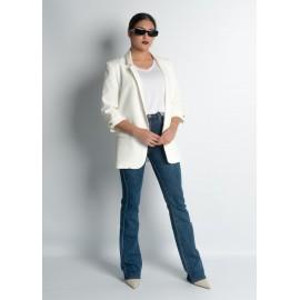 Jaqueta feminina blazer