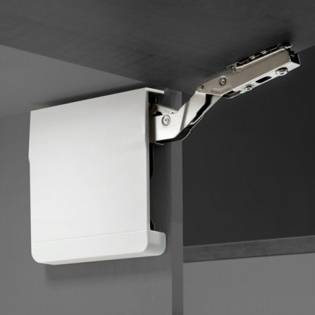 Compás para puerta elevable Agile (3200 - 9000) Blanco