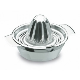 Exprimidor manual inox Lacor