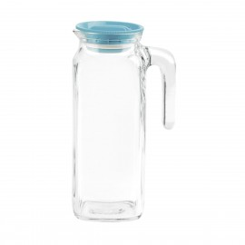 Jarra frigoverre de 1 litro de vidrio