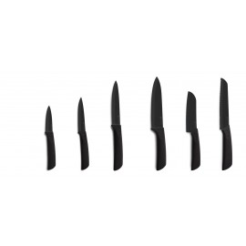 Cuchillos cerámica negra Supreminox