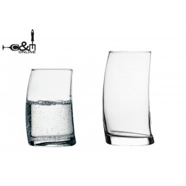 Vasos de Cristal Modelo Penguen (Caja 6UD)