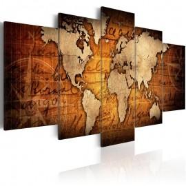 Quadro - Amber Map
