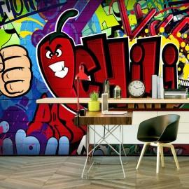 Papel de parede autocolante - Chili Out II
