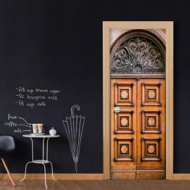 Fotomural para puerta - Antique Doors