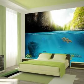 Papel de parede autocolante - Under the waterline