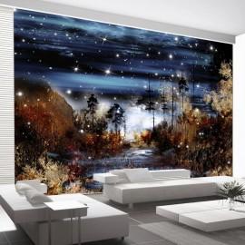 Papel de parede autocolante - Magical forest
