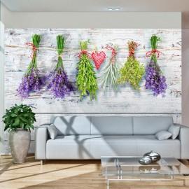 Papel de parede autocolante - Spring inspirations