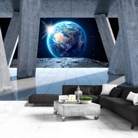 Papel de parede autocolante - Star Travels