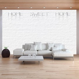 Fotomural - Home, sweet home - wall