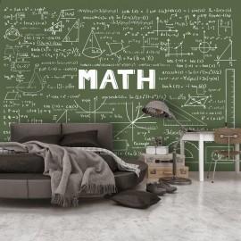 Fotomural - Mathematical Formulas