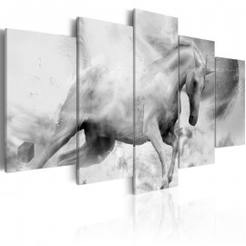 Cuadro - El último unicornio