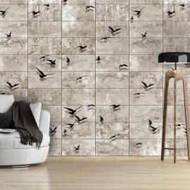 Fotomural - Bird Migrations
