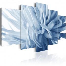 Cuadro - Dalia azul