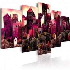 Cuadro - Ciudad de los sueños