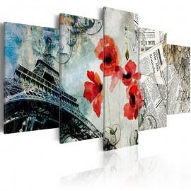 Quadro - Memories of Paris