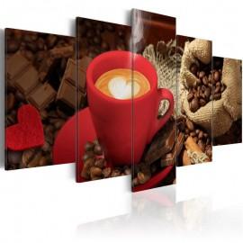 Cuadro - Love espresso