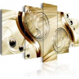 Cuadro - Ninfa de oro
