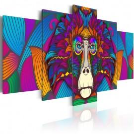 Quadro - Hypnosis of Colours