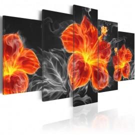 Quadro - Fire Lily