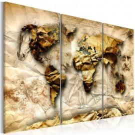Quadro - Anatomy of the World