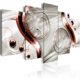 Cuadro - Ninfa de platino