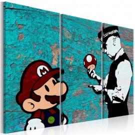 Quadro - Banksy: Cracked Paint