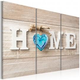 Quadro - Home: Blue Love