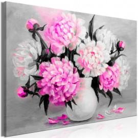 Quadro - Fragrant Colours (1 Part) Wide Pink