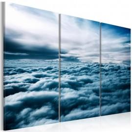 Cuadro - Nubes densas