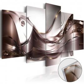 Quadro acrílico - Golden Storm [Glass]