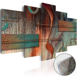 Quadro acrílico - Abstract Melody [Glass]