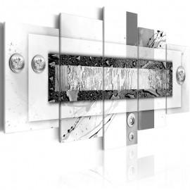 Cuadro - Equilibrio en gris
