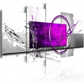 Cuadro - Expresión de púrpura