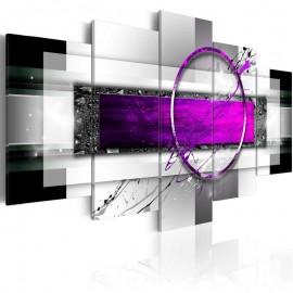 Cuadro - Aro púrpura
