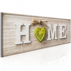 Cuadro - Home: Green