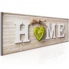 Quadro - Home: Green