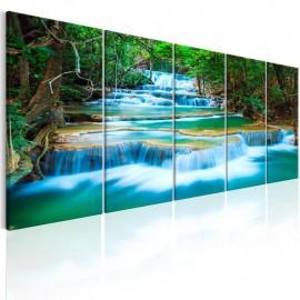 Quadro - Sapphire Waterfalls I