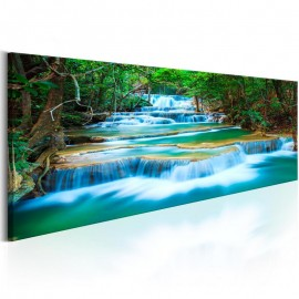 Cuadro - Sapphire Waterfalls