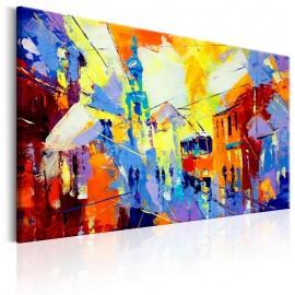 Quadro - Colours of the City