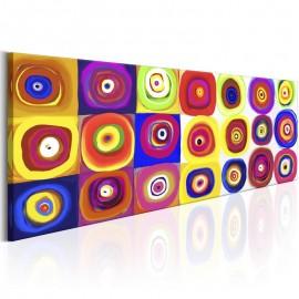 Quadro - Colourful Carousel