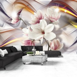 Fotomural - Artistic Magnolias