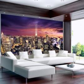 Fotomural - Tarde en Nueva York