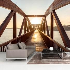 Fotomural - Bridge of the Sun