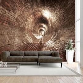 Fotomural - Underground Corridor