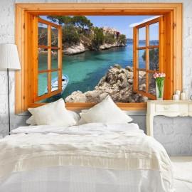Fotomural - Mediterranean Landscape